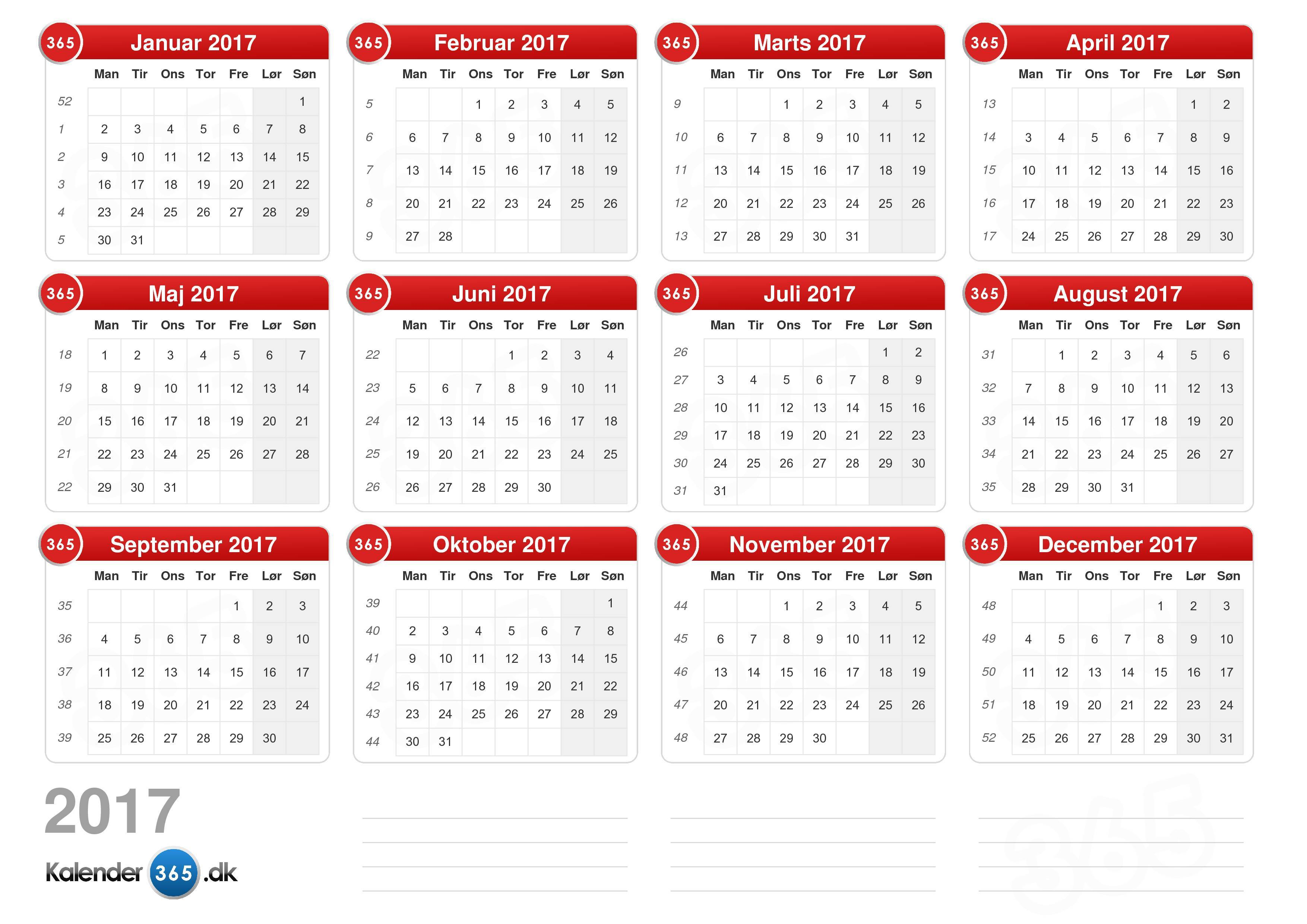 Kalender 2017 (v2)