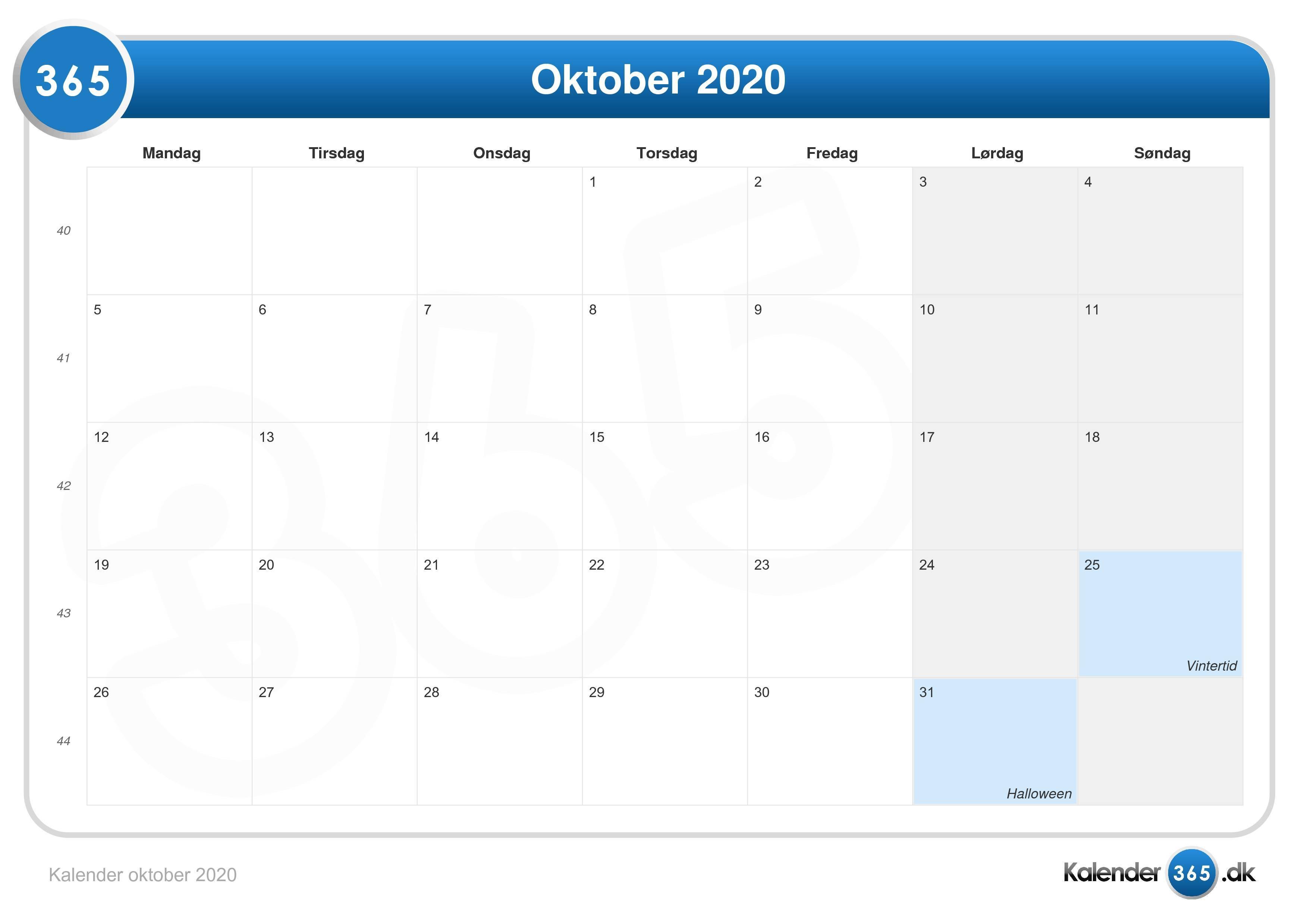 8. Oktober 2020